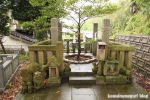 売豆記(めづき)神社(松江市雑賀町)46