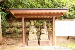 売豆記(めづき)神社(松江市雑賀町)53