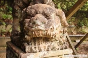 売豆記(めづき)神社(松江市雑賀町)56
