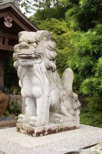 売豆記(めづき)神社(松江市雑賀町)2