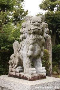 売豆記(めづき)神社(松江市雑賀町)3