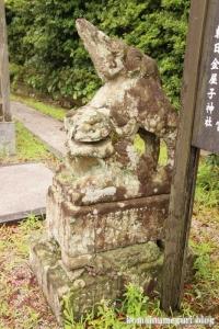 売豆記(めづき)神社(松江市雑賀町)19