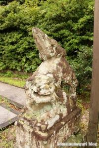 売豆記(めづき)神社(松江市雑賀町)20
