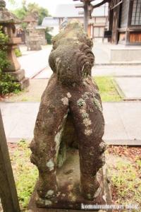 売豆記(めづき)神社(松江市雑賀町)22