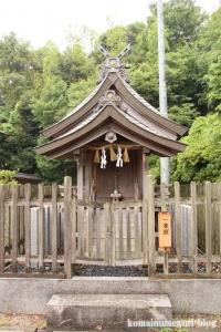 売豆記(めづき)神社(松江市雑賀町)29
