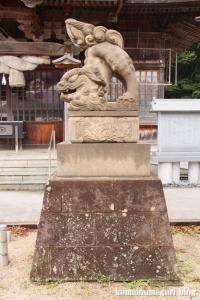 売豆記(めづき)神社(松江市雑賀町)34