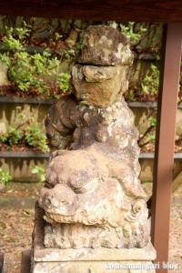 売豆記(めづき)神社(松江市雑賀町)54
