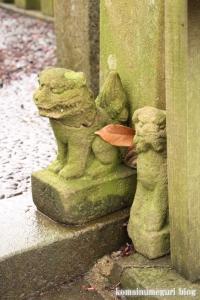 売豆記(めづき)神社(松江市雑賀町)48