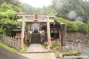 野白神社(松江市乃白町)1