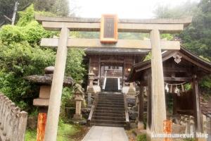 野白神社(松江市乃白町)3