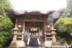 野白神社(松江市乃白町)10