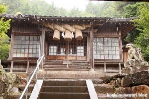 野白神社(松江市乃白町)11