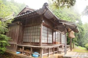 野白神社(松江市乃白町)14