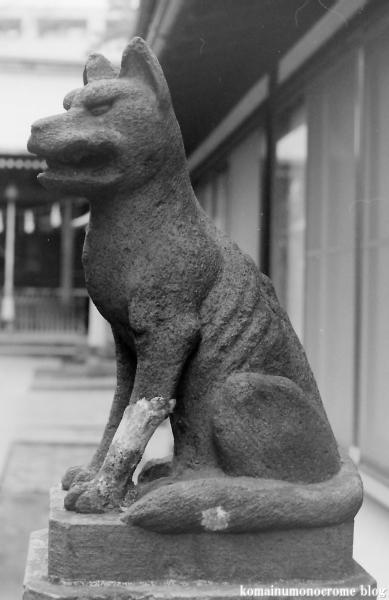 三峯神社(世田谷区砧)1