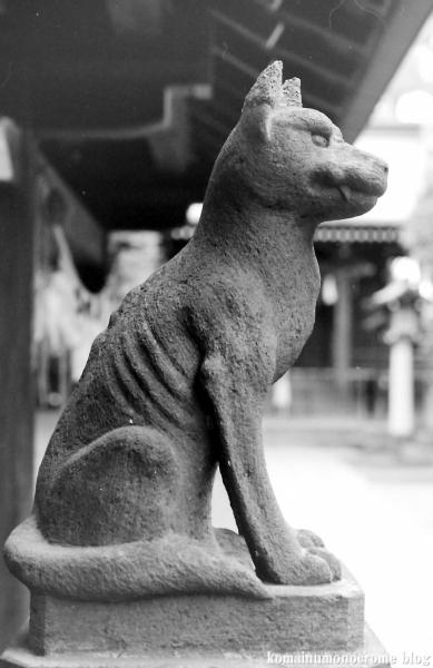 三峯神社(世田谷区砧)3