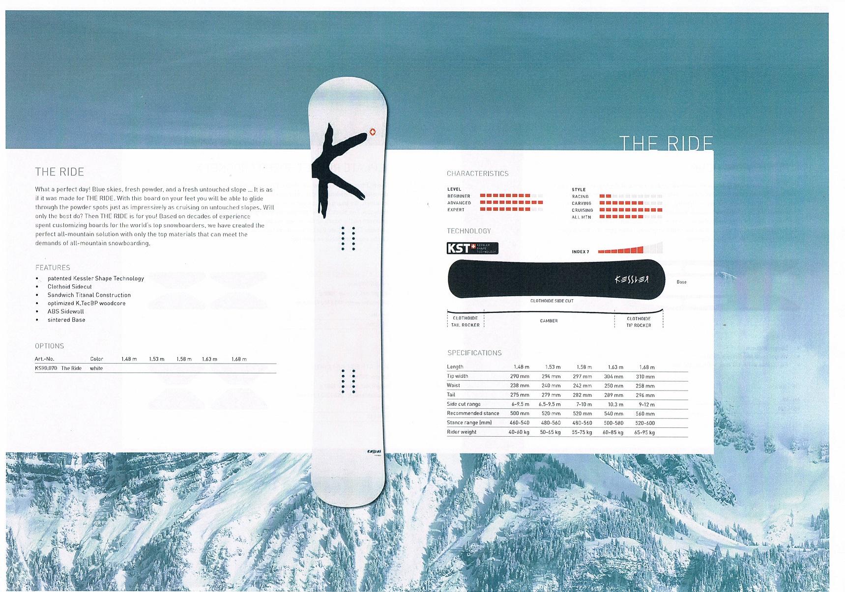 海底少年カービングクルー スノーボード インプレ ニューモデル 情報 フリースタイル アルペンスノーボード