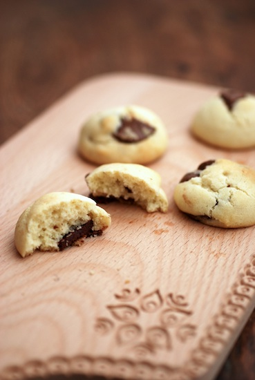 ホワイト&ミルクチョコクッキー