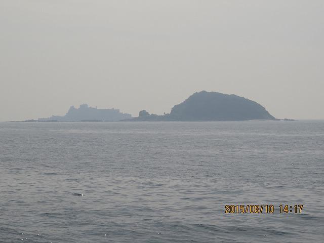 13IMG_5921軍艦島と高島