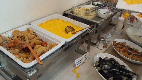 アーバイン広島朝食 (1)