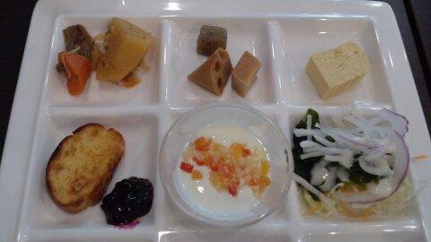 アーバイン広島朝食 (4)