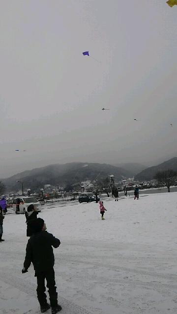2015年凧揚げ1