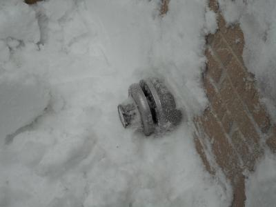 またまた大雪、118センチ!