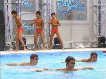 ウォーターボーイズ 香川県立 多度津工業高校 陸ダンス