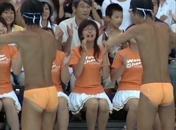 全国高校ウォーターボーイズ選手権2 神奈川県立多摩高等学校 陸ダンス