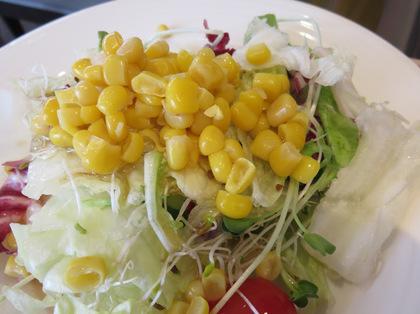 サラダ盛り