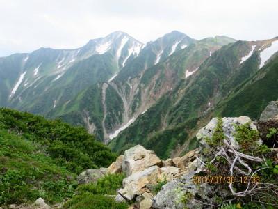 (15)鷲羽岳とワリモ岳_1