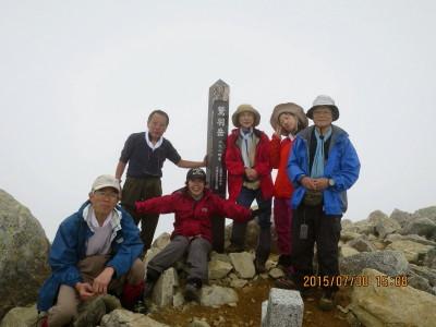 (21)鷲羽岳(2924m百名山)_1