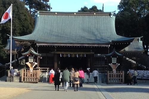 270107 健軍神社1