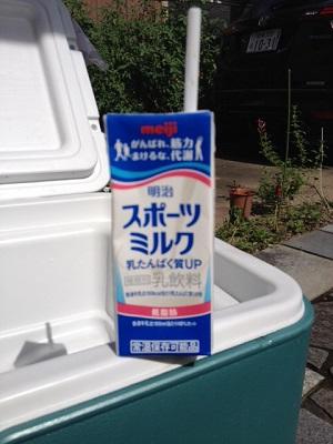 スポーツミルク