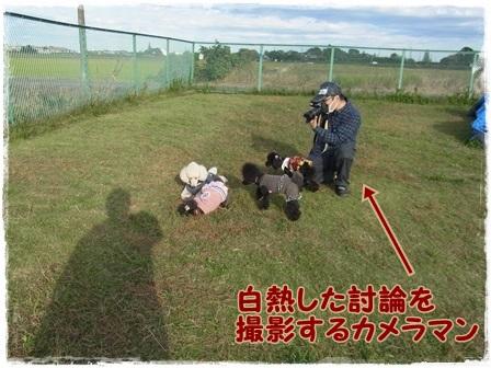 生テレビカメラマン