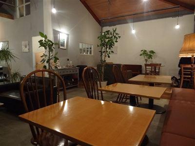 CafeRob(カフェロブ)の店内の様子