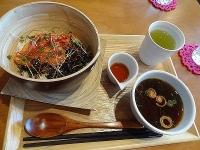 韓流たまこかけご飯