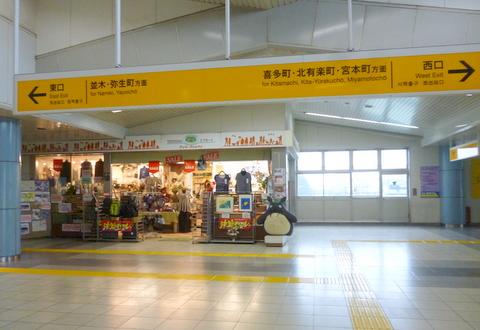 駅 航空 公園
