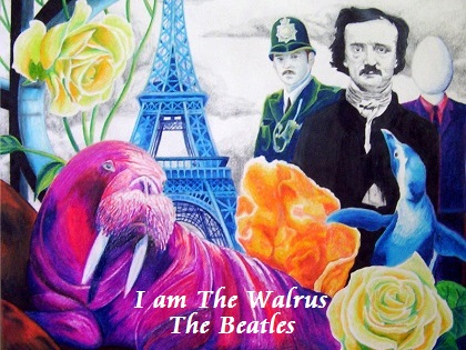 I Am The Walrus - The Beatles