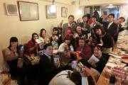 2014Xmasパーティー集合写真