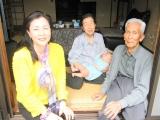 島根県の御祖父さまと御祖母様