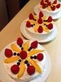 5バースデーケーキ敬子作