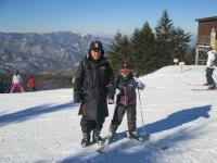 2015 ski trip