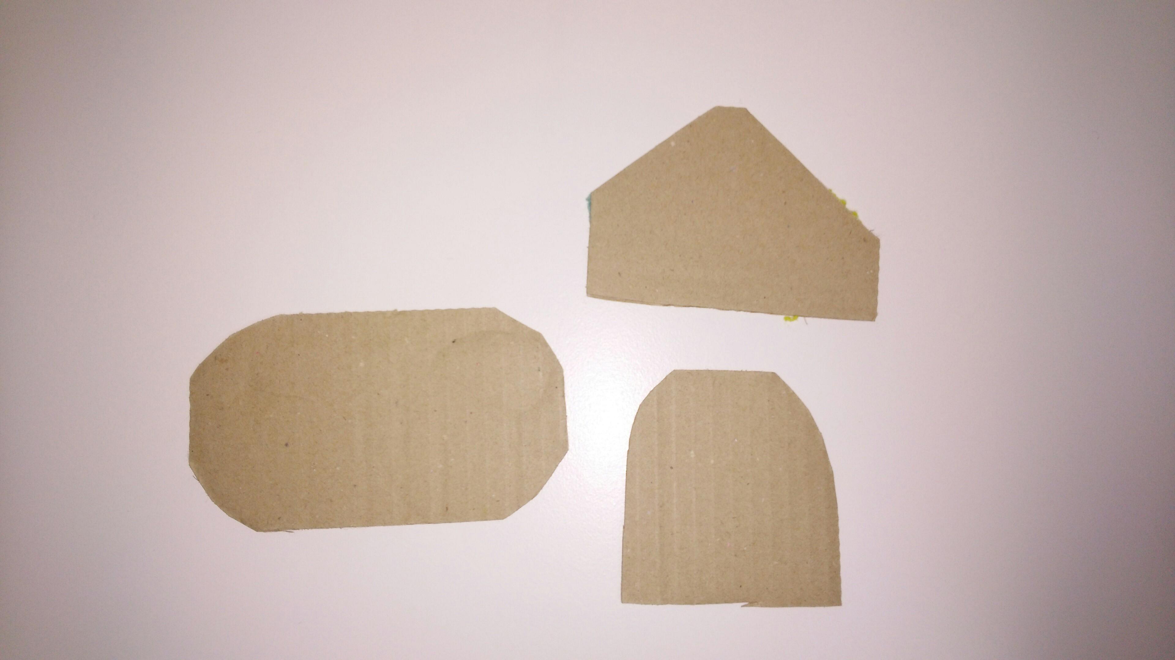 型紙 魚 輪郭