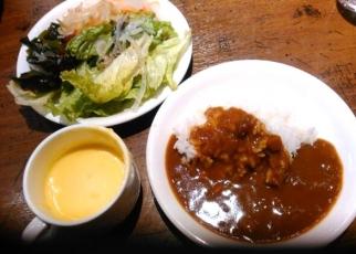 サラダ・スープ・カレー