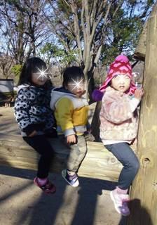 ブログ2 1226公園