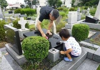 ブログ2 0814お墓 (1)