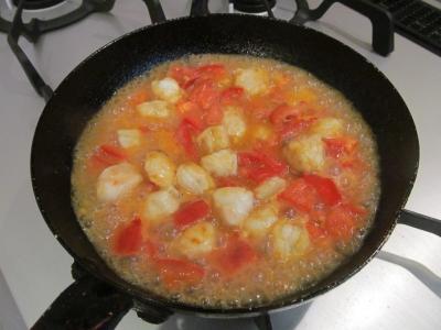 中華スープを加える1