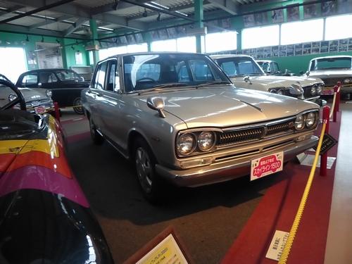 昭和47年式 日産スカイライン1500