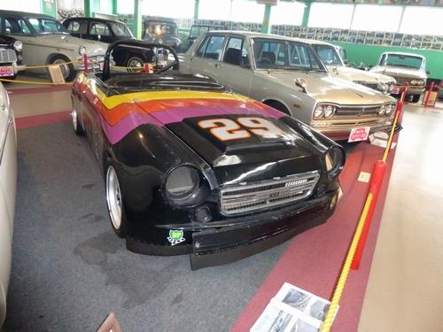 昭和43年式 ダットサン・フェアレディー2000