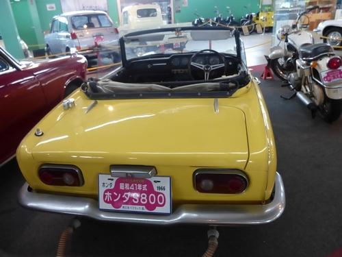 昭和41年式 ホンダS800 2